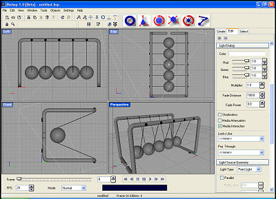 Birds And Zombies Free 3d Animation Software Tools