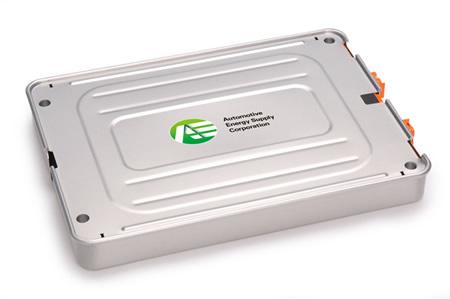 Batería de ion de litio - Imagen de nissanchair.com