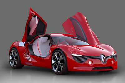 Renault EV Dezir