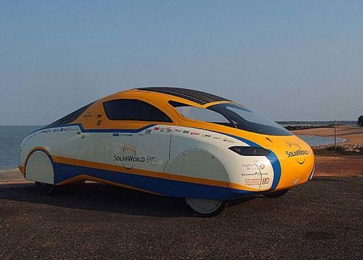 El Solar World GT tiene estética decente