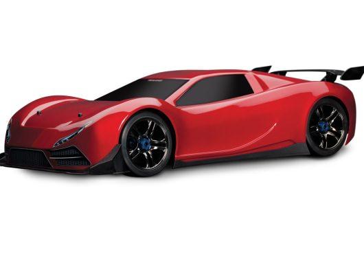 Traxxas X0-1, el juguete capaz de retar al Bugatti Veyron