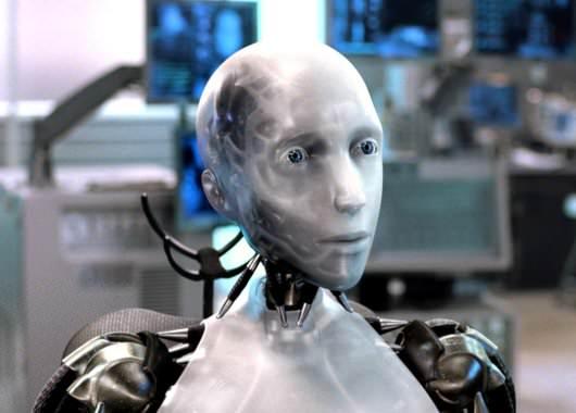 Asimov creo los robots con cerebros positrónicos