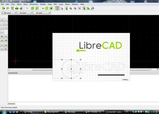 LibreCAD, una opción interesante