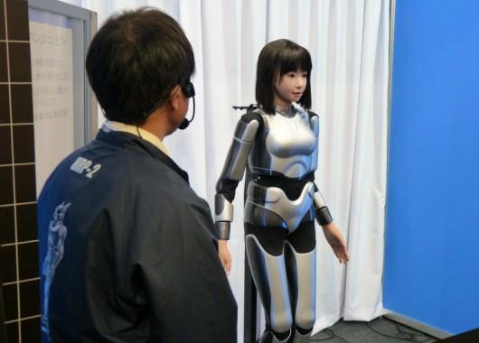 Miin representa un gran avance en el desarrollo de robots humanoides