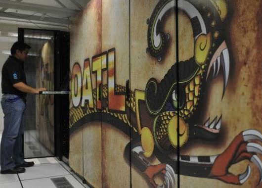 Xiuhcóatl, la nueva supercomputadora mexicana