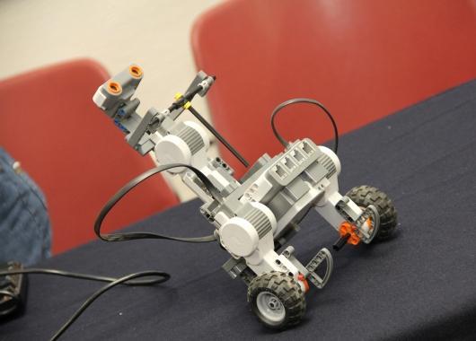 El pequeño Neurobot