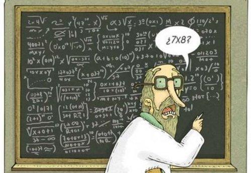 ¿Tablas de multiplicar?