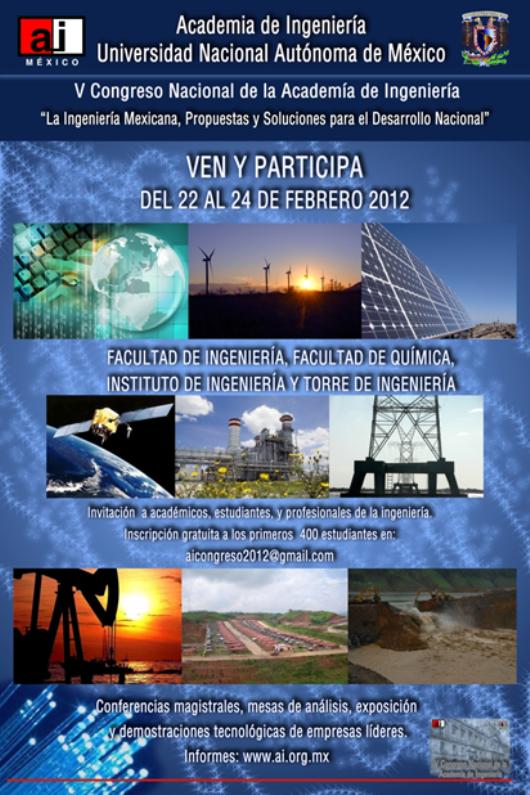 Poster V Congreso Nacional 1