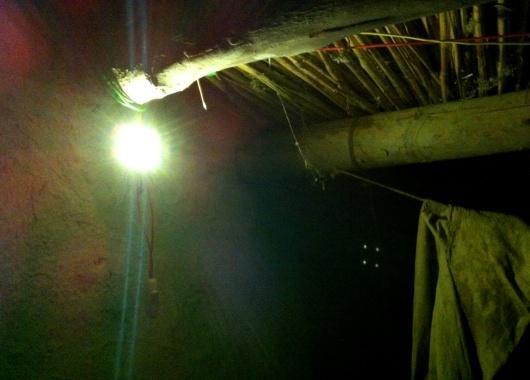Iluminación con LED's