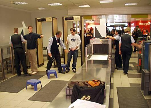 Caracterizar materiales en aeropuertos