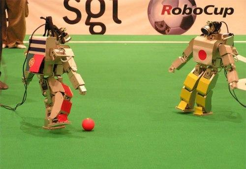 Robos futbolistas