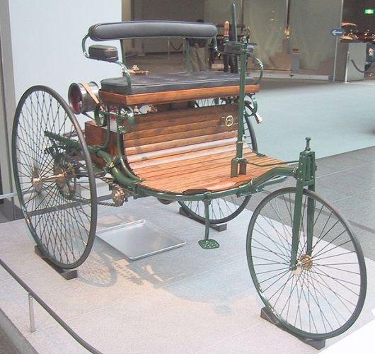 First Automobile Ever Made >> Infografía: el primer automóvil de Karl Benz - Blog ingeniería
