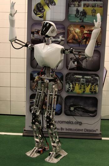 Robot CHARLI-L1