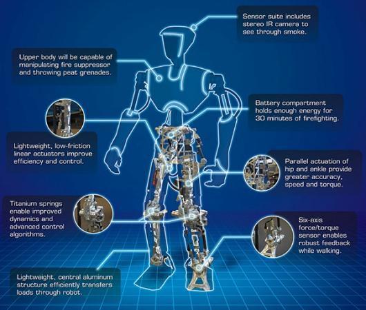 Robot SAFFiR