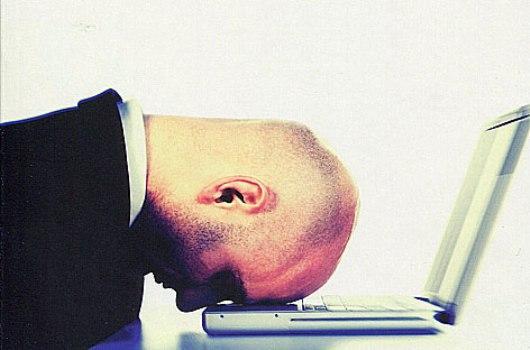 Estrés tecnológico