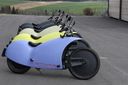 Motocicletas Biiista
