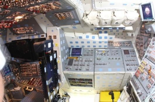 Interior del Endeavour