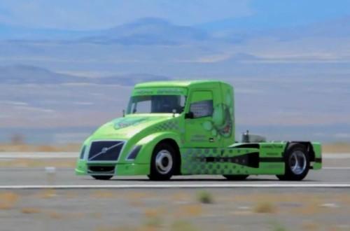 Mean Green de Volvo