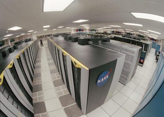 Ordenadores de la NASA