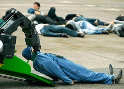 Pentágono organiza concurso robótico bastante exigente