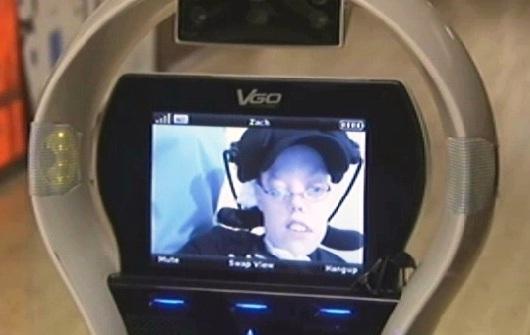 Robot de telepresencia