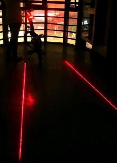 Sistema de iluminación Xfire