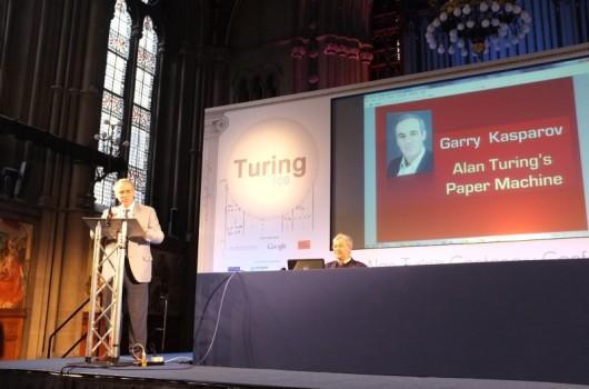 Kasparov vs Turing