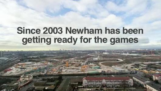 Espacio olímpicos en Newham