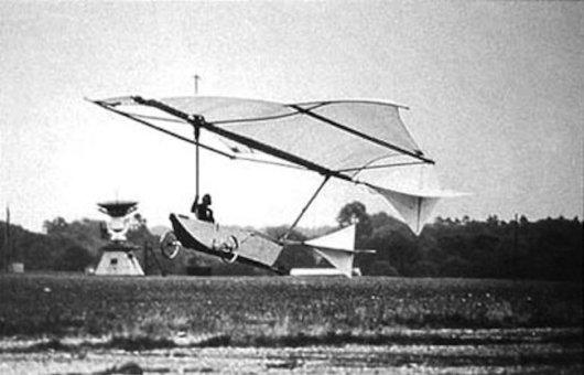 Pioneros de la aviación