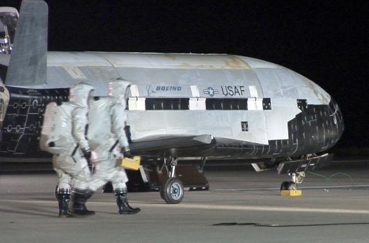 Nave espacial X-37B