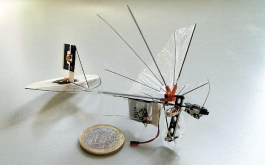 Dron MAV