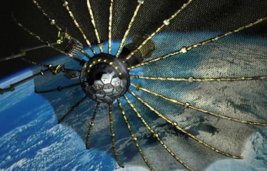 Robots para reparar satélites