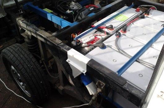 Baterías autos eléctricos