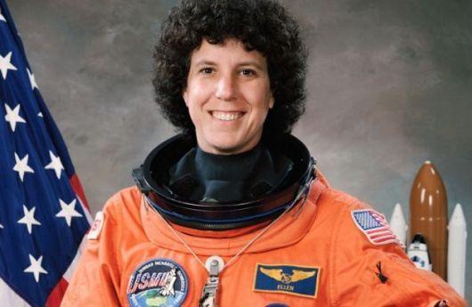 Astronauta Ellen Baker
