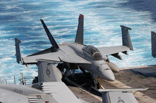 Caza F18 Hornet