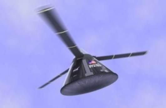 Prototipo NASAcóptero
