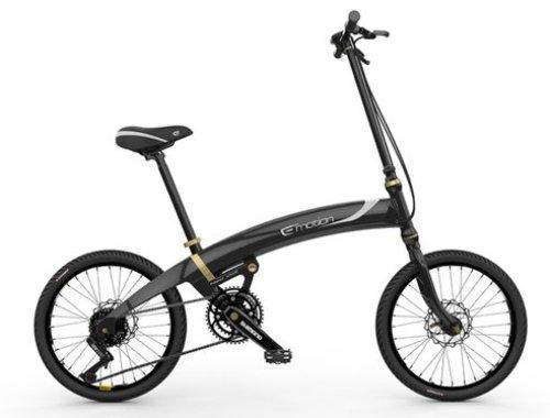 NEO VOLT, bici eléctrica plegable