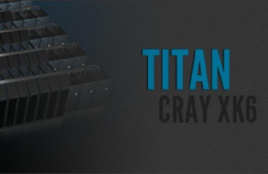 Supercomputadora Titán