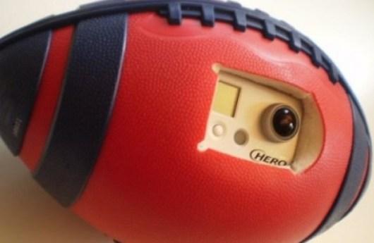 Ballcam camera