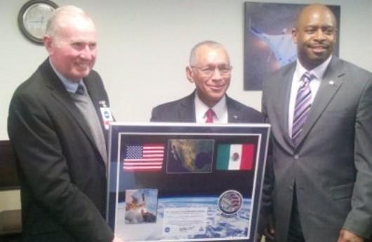 Convenido NASA y AEM