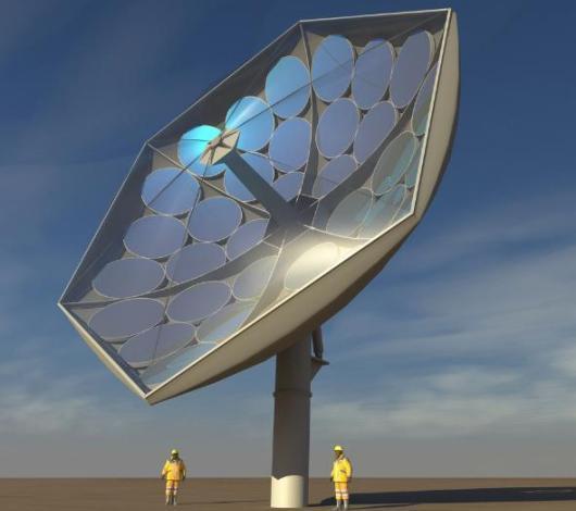 IBM energía solar