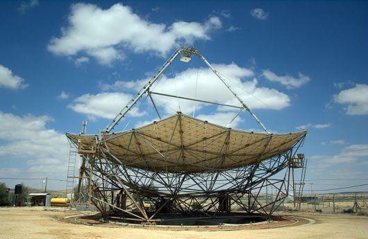 Energía solar israelita