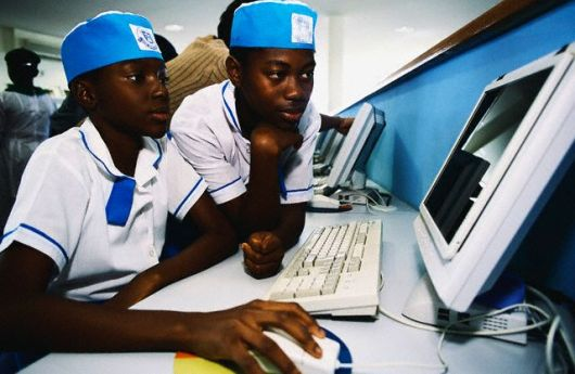 Internet en África