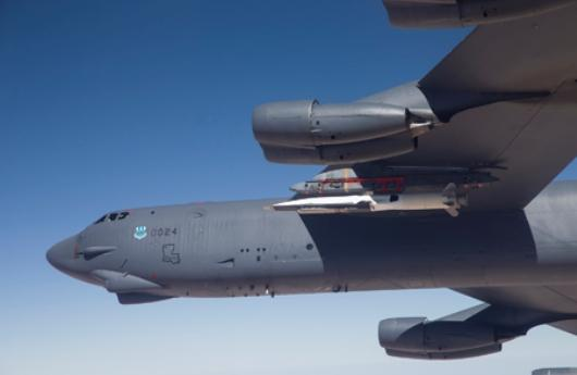 Boeing X-51A