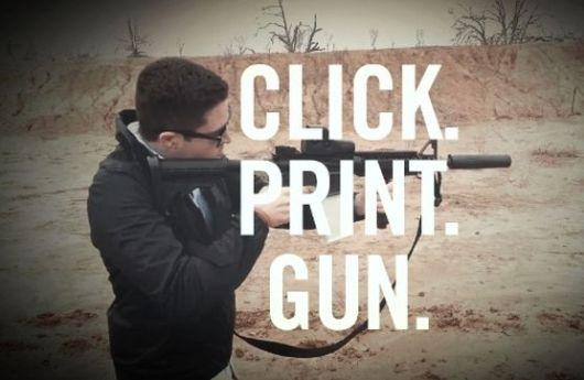Impresión de armas
