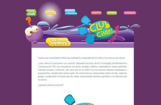 Cinvestav para niños