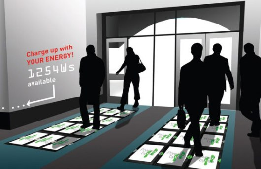 Energy floor