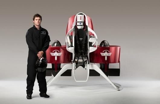 Jetpack de Martin Aircraft