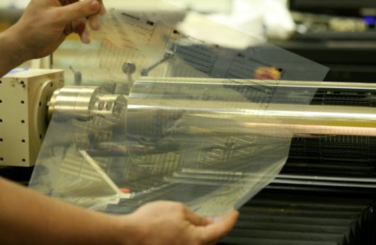 Sensores impresos