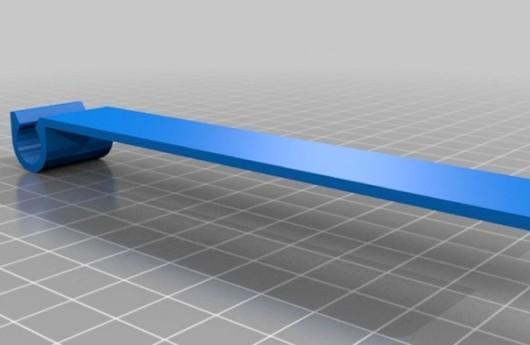 Antigua patente en 3D
